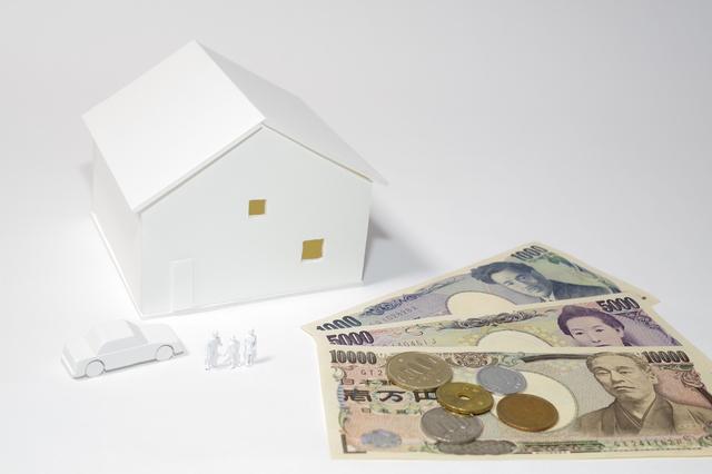 住宅モデルとお金