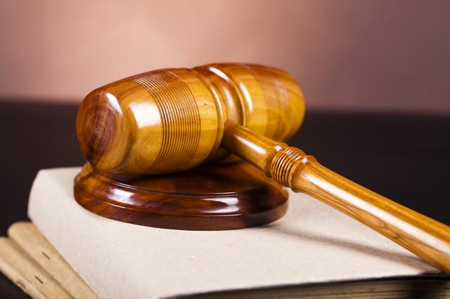 裁判で使用する小づち